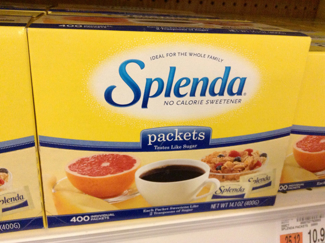 """4.) Sucralose, like Splenda, was discovered when one scientist misinterpreted his coworker saying """"test this chemical."""" He thought he said """"taste this chemical."""""""