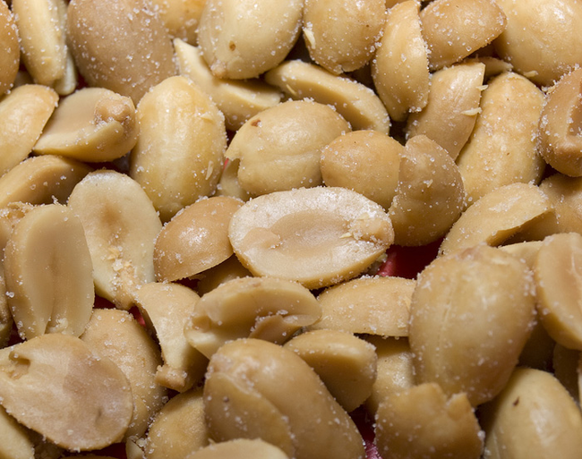 19.) In 2007, one scientist found the method for removing allergens from peanuts.
