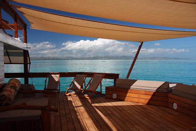 iji.  這個令人驚艷的綠洲,就位於斐濟的馬馬努卡群島(Mamanuca Islands)。