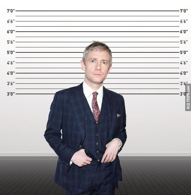 這23個男明星可以證明,男生不用長很高就能超有魅力!