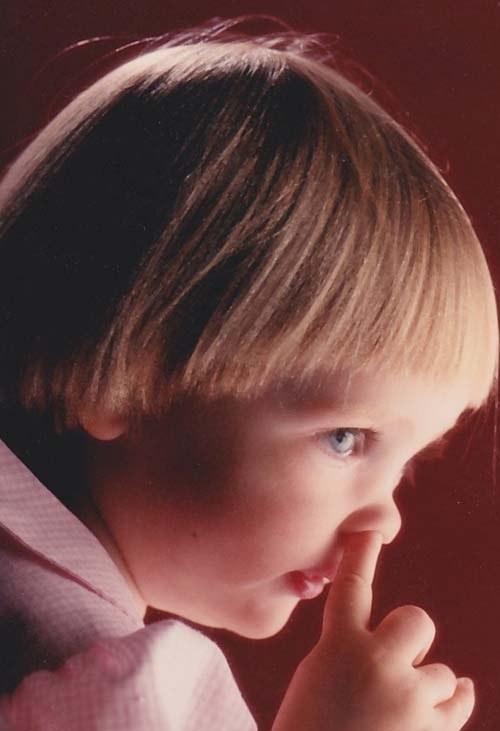 21張最不堪回首的小時候照片,當時到底在想什麼啊...