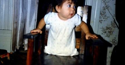 她因為天生沒有雙腳,被父母親拋棄了。16年後,丟棄她的人在電視上看到她發光發亮!