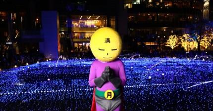 東京出現了蒙面的超級英雄,他清除的不是城市的罪惡,而是...