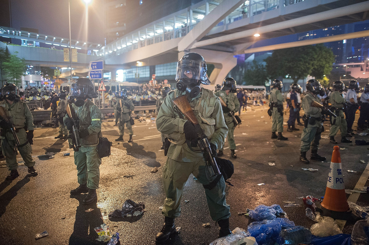 社群網站在香港遭封鎖。流出的27照片讓你看到現在在香港的「占中」活動最真實的實況。