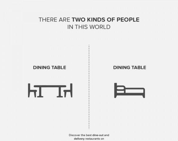 這世界只有兩種性格