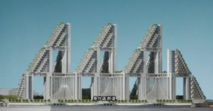 現在我們所謂的超級豪宅其實都很落後。世界知名建築師告訴我們,到底未來的住宅會有多酷!
