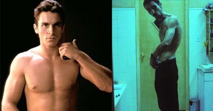 克里斯汀·貝爾為戲暴瘦27公斤變成皮包骨,原因就是...編劇在劇本裡打錯角色設定!