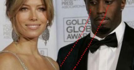8個明星被抓到偷看女生胸部屁股的稀有照片。貝克漢那張太經典了!