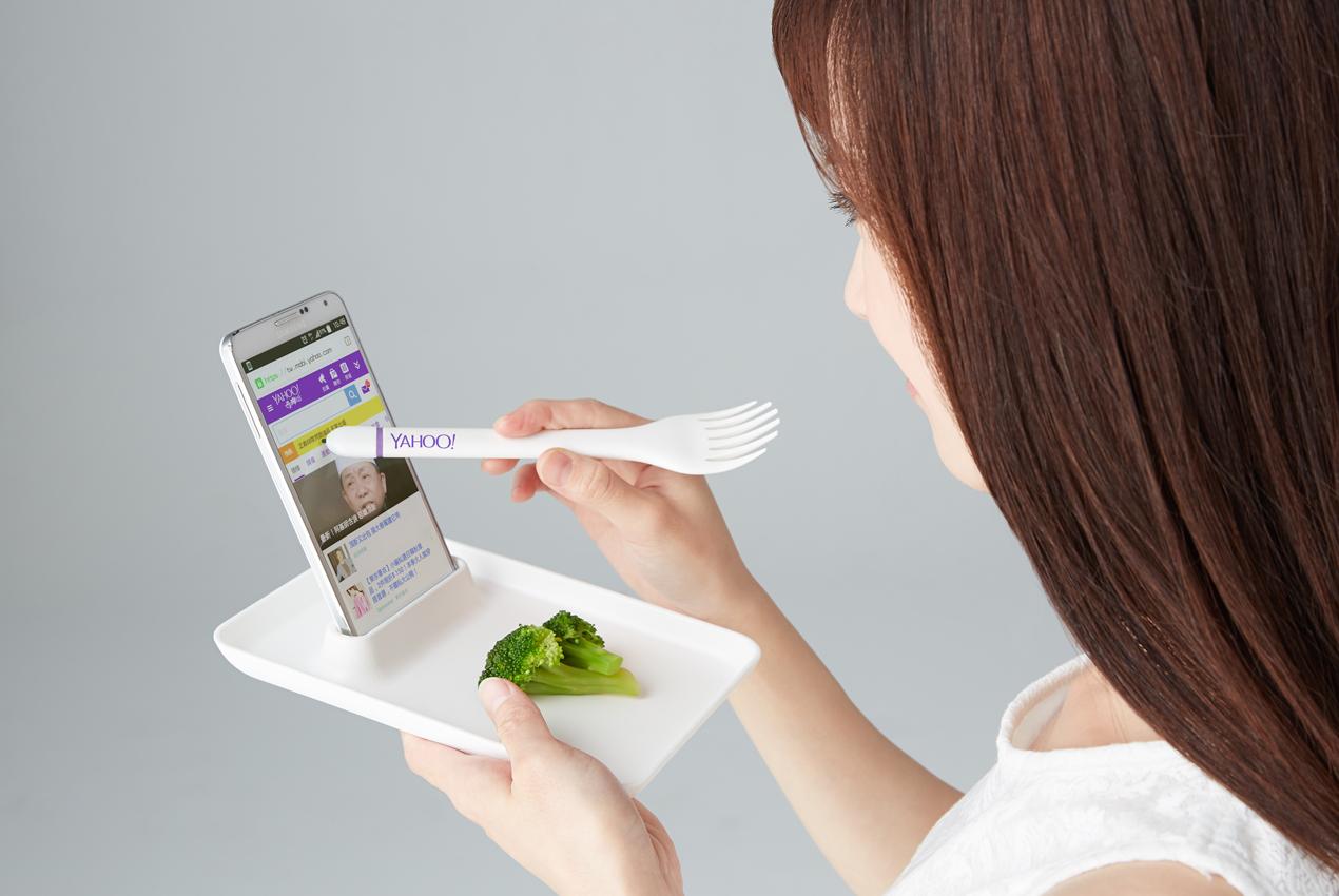 在吃飯的時候,發現了什麼新知識,就立刻用Yahoo 搜尋來了解詳細吧!