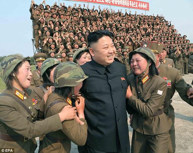 北韓情報員揭秘!金正恩早已變成傀儡領導者,而且國家正處在內戰的局面!