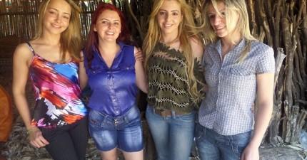 我們都很想要談戀愛和結婚!巴西與世隔絕的「神祕女人國」向全球男性徵婚!