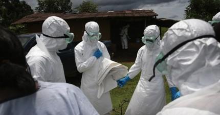 病毒專家說:官方說法不正確,不能排除伊波拉病毒也能從空氣中傳染。