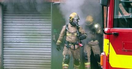 15歲女孩在商店打工,卻縱火燒店造成千萬損失,你不會相信她縱火的原因...因為太瘋狂了!