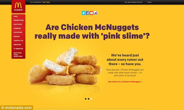 麥當勞終於受不了所有的錯誤「假肉」謠言,決定讓全世界看到他們的食材製作過程!