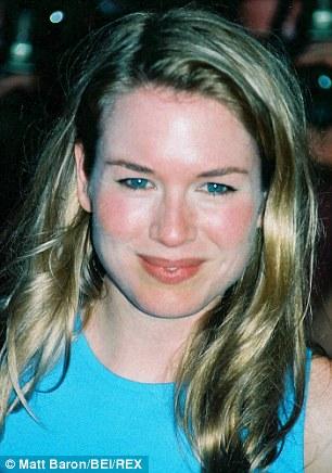 她對自己的臉做了什麼?BJ甜姐兒蕾妮齊薇格,在最近的照片裡面發現完全「變臉」!