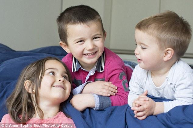 讓科學家告訴你生幾個孩子才會讓你更快樂。