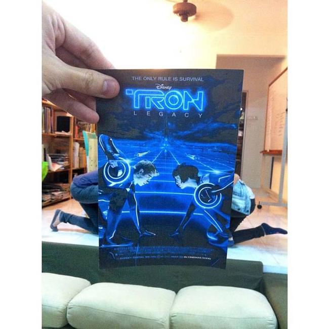 7. 《創:光速戰記》Tron: Legacy.
