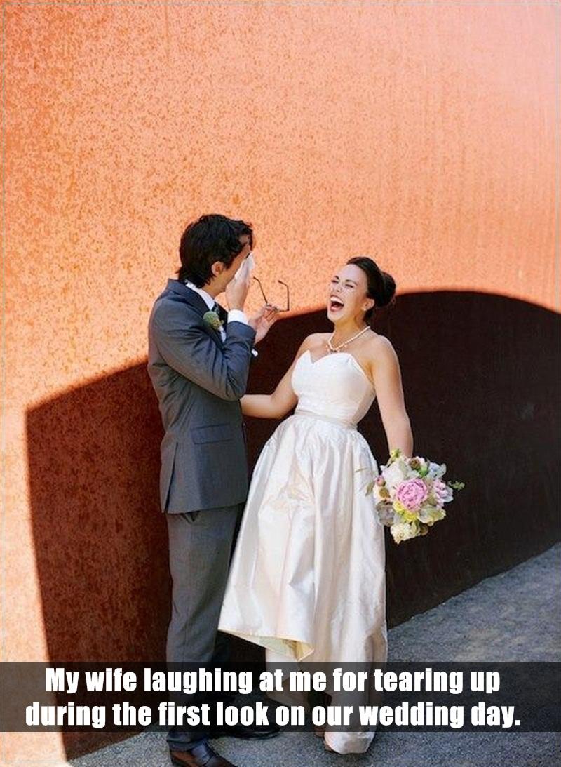 23對頑皮的夫妻讓你看到,幽默就是美滿感情的秘訣!