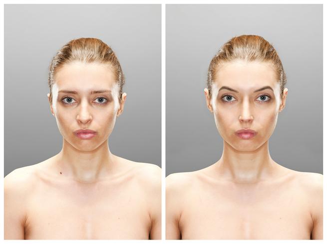 你對自己的長相不滿意嗎?攝影師用科學找出人類大腦潛意識最想要的長相
