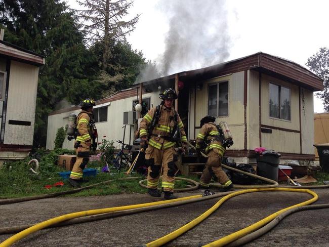 這群消防員在救災時做的事情是我見過最不可思議的。