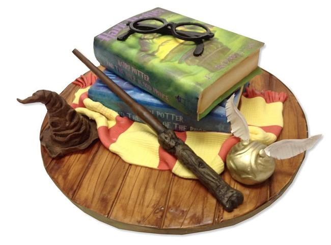 Harry Potter Lego Cake Ideas