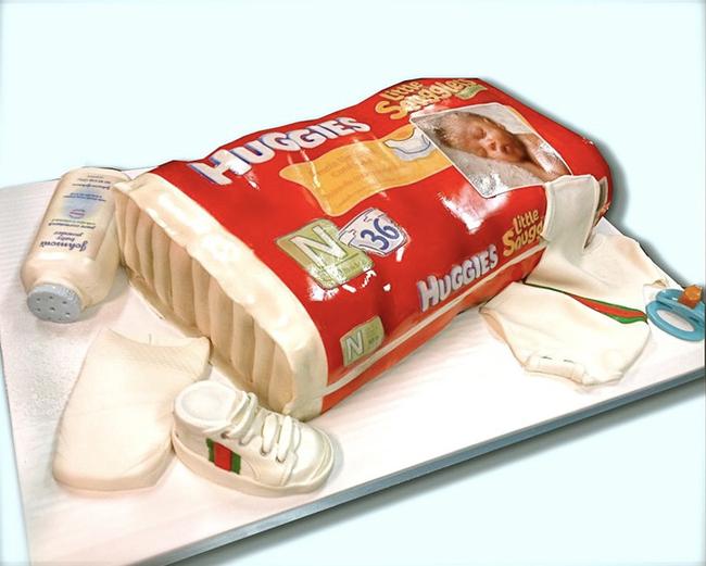 尿布蛋糕 (什麼...)