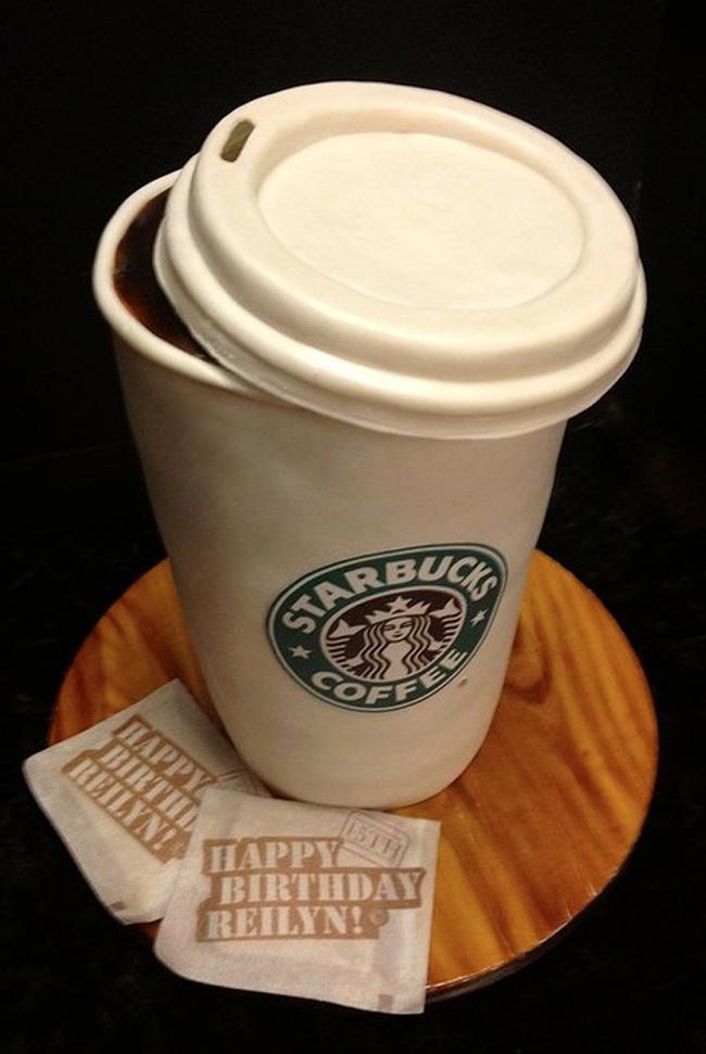 星巴克咖啡蛋糕