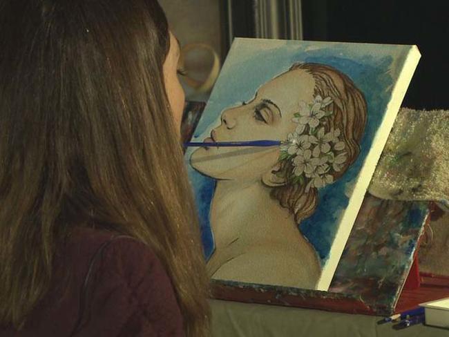 這些藝術作品已經很美了,但等你發現是怎麼畫的,那才真的是最大的驚喜!