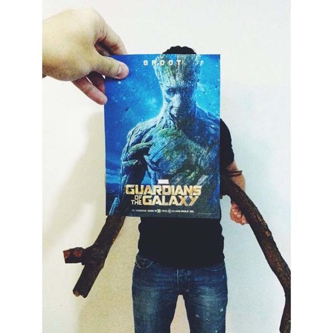 16. 《星際異攻隊》Guardians of the Galaxy.