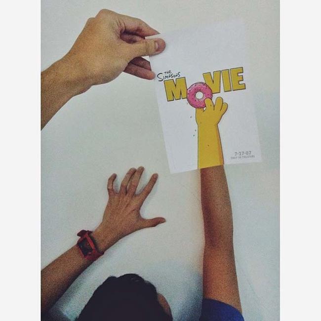 19. 《辛普森家庭大電影》The Simpsons Movie.