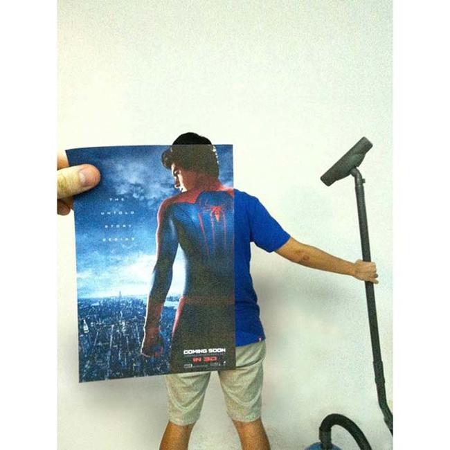11. 《蜘蛛人:驚奇再起》The Amazing Spider-Man (2012).