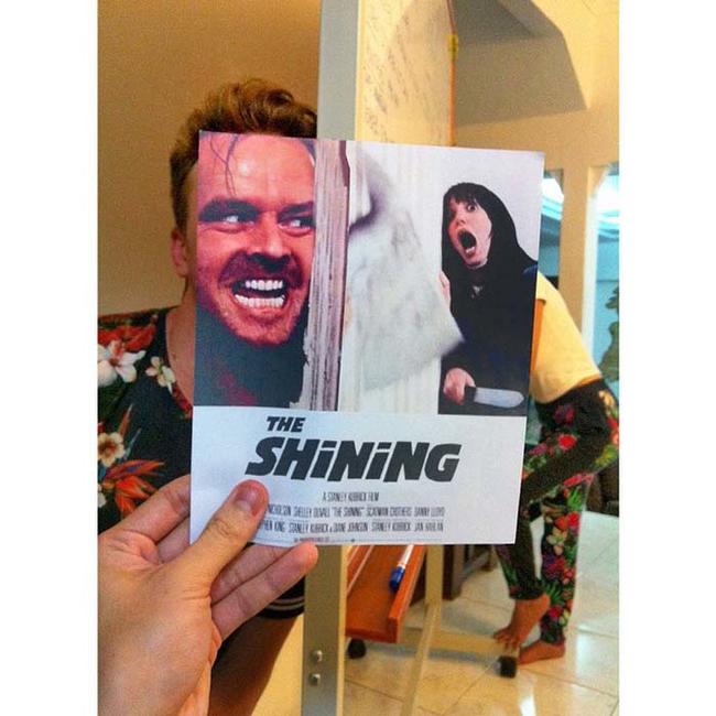 3. 《鬼店》 The Shining.