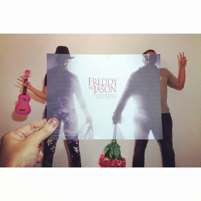 9. 《佛萊迪大戰傑森之開膛破肚》Freddy vs. Jason.