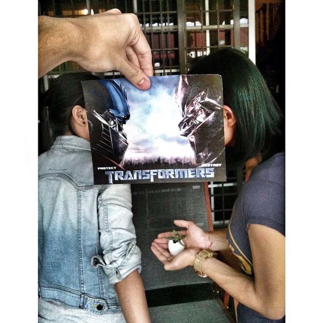 23. 《變形金剛》Transformers.