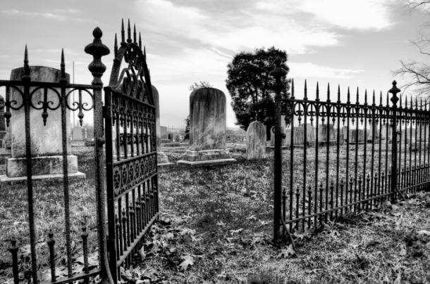 23.智利 拉諾里拉墓園 (La Noria Cemetery, Chile.)
