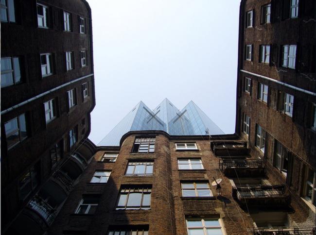 22個新舊建築物和平相處的美麗典範。我們真的需要好好學一學!