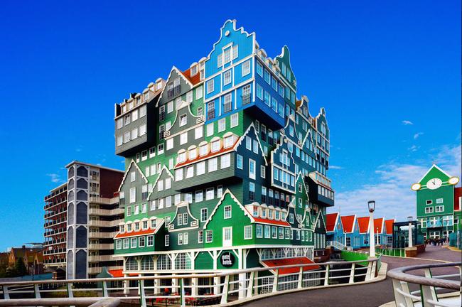 荷蘭 阿姆斯特丹 贊丹,中心因特爾飯店 (The Inntel Hotel, Amsterdam Zaandam the Netherlands)