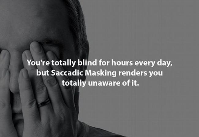 18個會讓你看著遠方,頭腦裡出現一些超級深奧想法的小知識。
