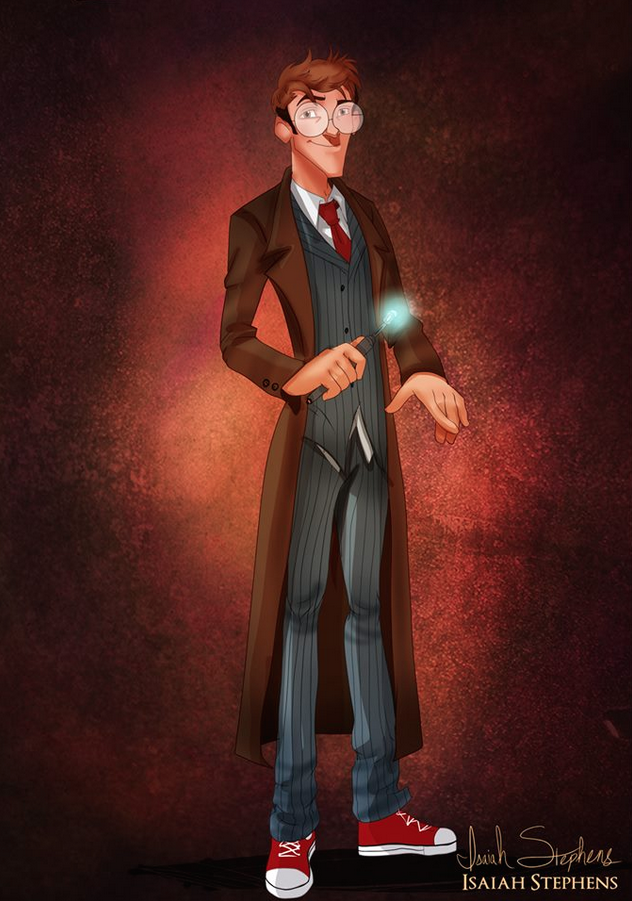 《亞特蘭提斯:失落的帝國》邁羅 飾演 超時空博士