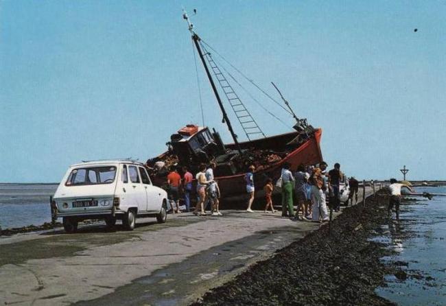 「船隻先生,你不能擱淺在這裡!」