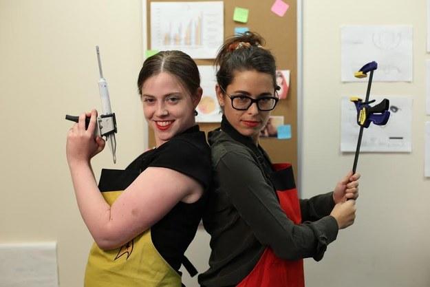 2個女生發明了這個超神奇的震動器,要讓全世界女性能100%享受性愛時的快樂!