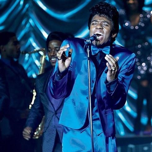 22. 查德維克·博斯曼飾演《激樂人心》的詹姆士·布朗 (Chadwick Boseman as James Brown in Get on Up)