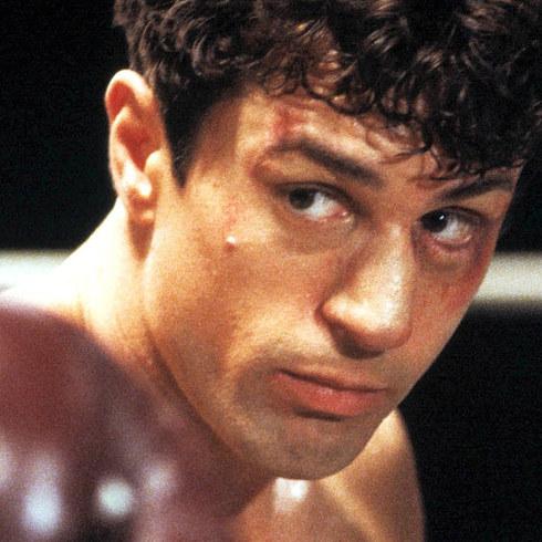 18. 羅伯特·德尼羅飾演《憤怒的公牛》的傑克·拉莫塔 (Robert De Niro as Jake LaMotta in Raging Bull)