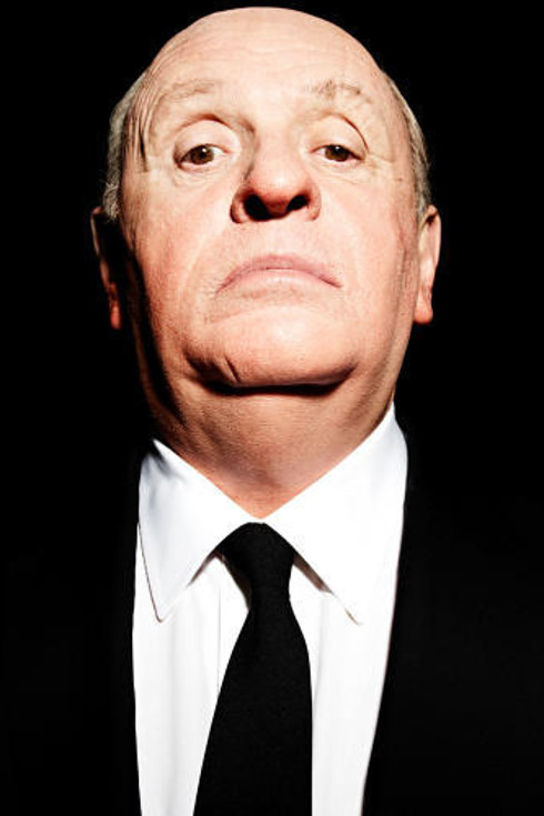 21. 安東尼·霍普金斯飾演《希區考克》的希區考克 (Anthony Hopkins as Alfred Hitchcock in Hitchcock)