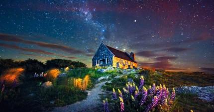 20個最寂寞的夢幻小房子,會讓你突然有想要一個人住的衝動。