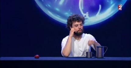 法國魔術師Yann Frisch