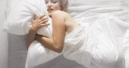 裸睡除了比較舒服之外,居然還可以預防一個最可怕的疾病!