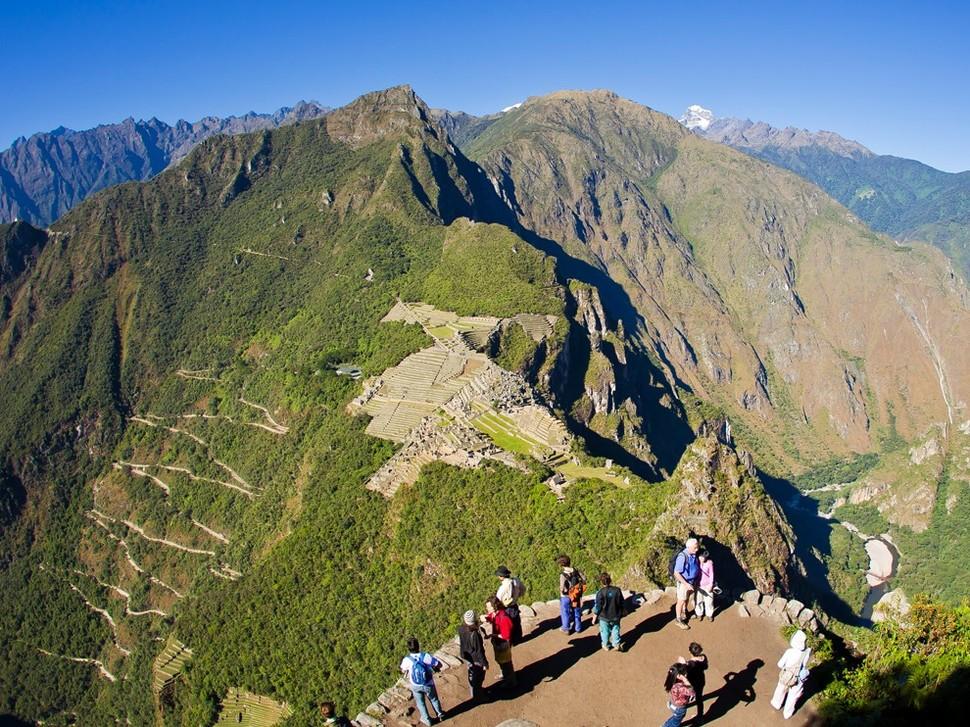 祕魯 瓦伊那比丘山 Huayna Picchu