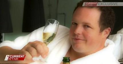 這名澳洲男酒保無意間發現到ATM提款機的漏洞,利用它變成了警察通緝的百萬富翁!