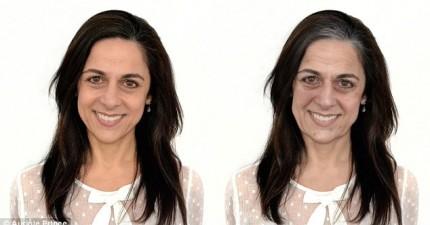這些驚人的10年前後對比圖會告訴你,「壓力」真的會大幅改變你的外貌!